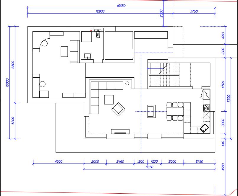 Návrh domu další verze